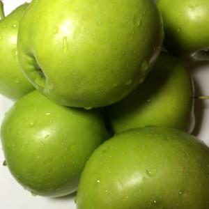 Диетический яблочный крамбл (4)