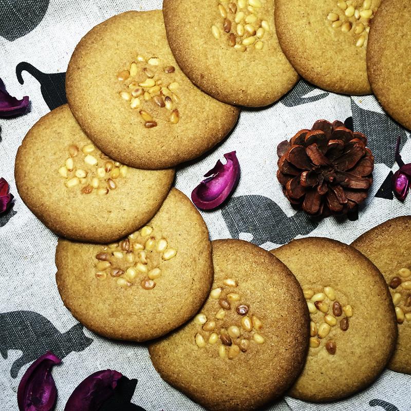 Печенье кедровое (17к)