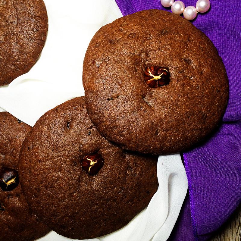 Печенье хрустящий брауни (21к)