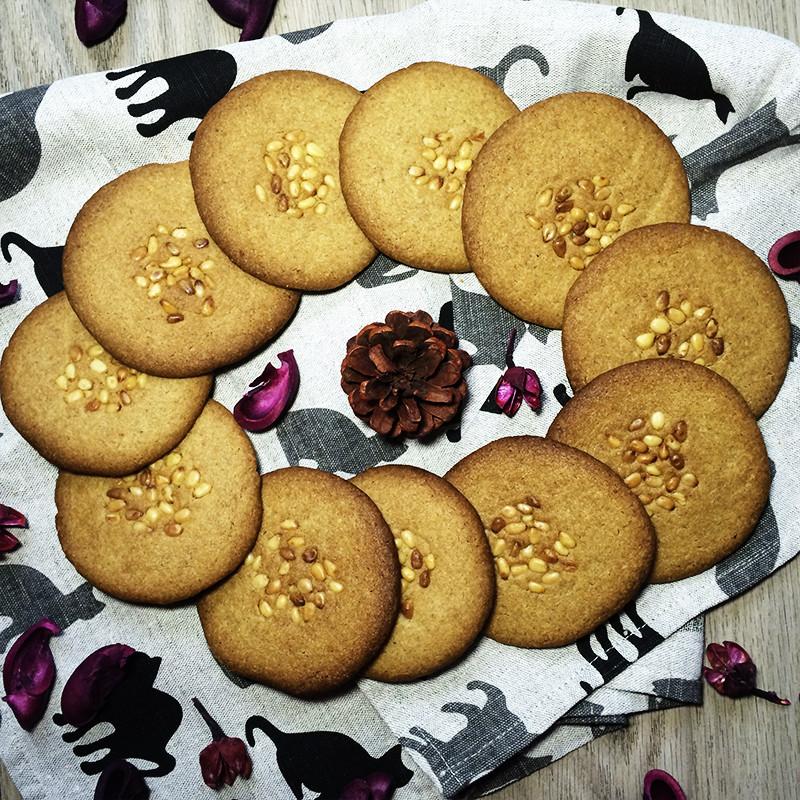 Печенье кедровое (9к)