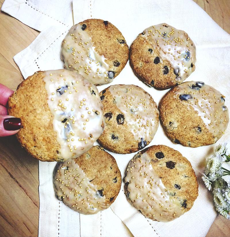Печенье для тех, кто любит кокосовый вкус и похрустеть за чашечкой кофе.