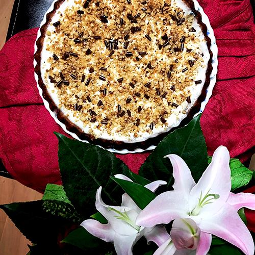 Предлагаю вам приготовить пирог, рецепт которого вы не найдете ни в одной кулинарной книге.