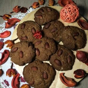 Печенье с миндалем и кофейной ноткой