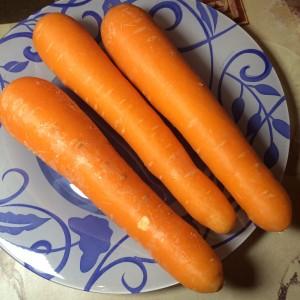 Морковные маффины с маком и имбирем 01