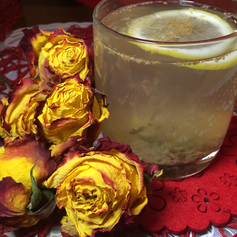 имбирный чай с лимоном для похудения отзывы