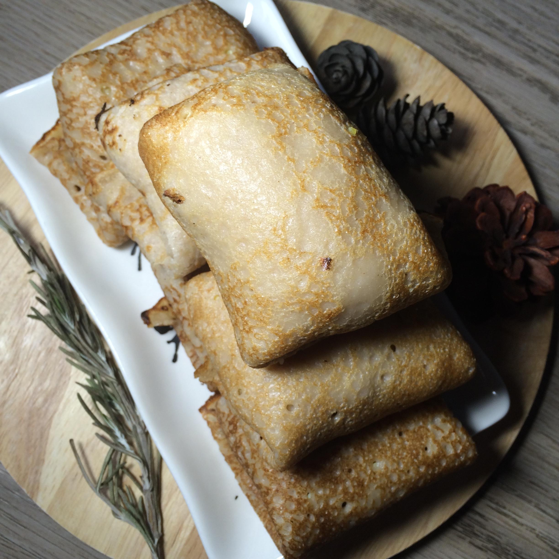 Блинчики с бананом пошаговый рецепт фото