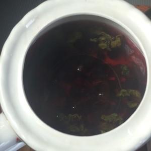Чай заварен