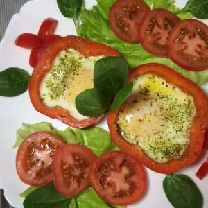 Блюдо из яйц