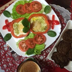 Фитнес-завтрак