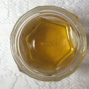 Полезная каша с яблоком, вишней и медом 5