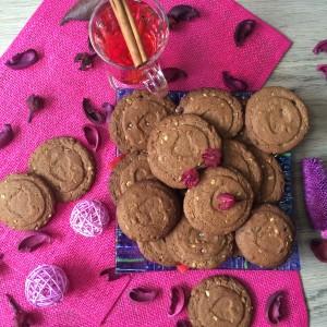 Французское шоколадное печенье 1