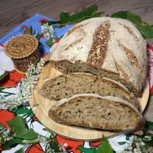 Силезский хлеб на ржаной закваске 2