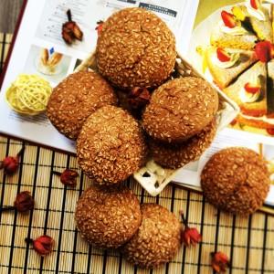 Имбирно-кокосовые прянички
