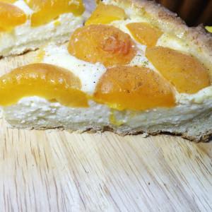 Итальянский абрикосовый пирог 1