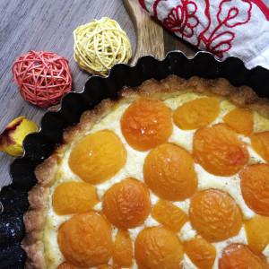 Итальянский абрикосовый пирог 4