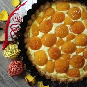 Итальянский абрикосовый пирог 5