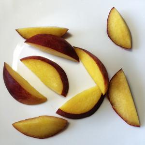 Маффины с персиками и йогуртом 8