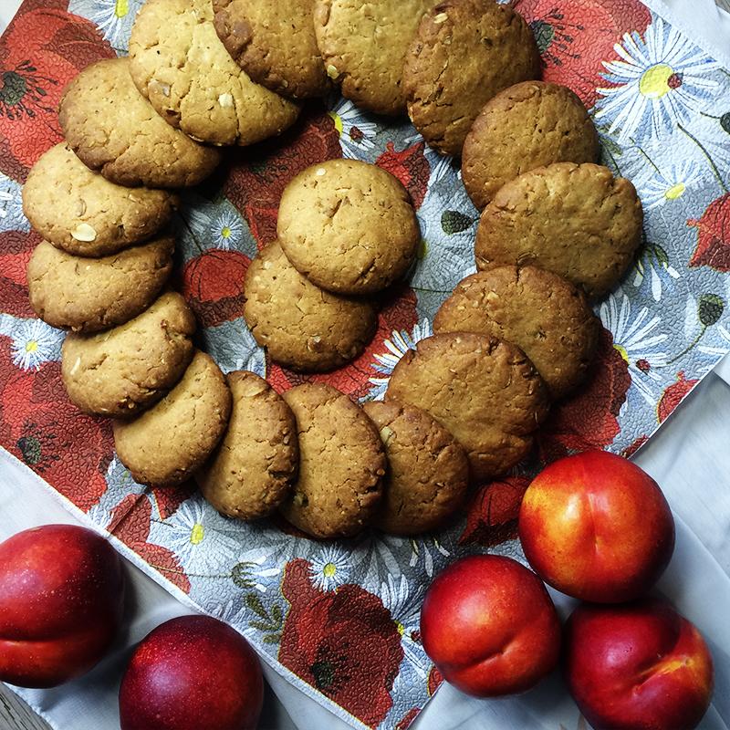 Миндальное печенье к завтраку 1