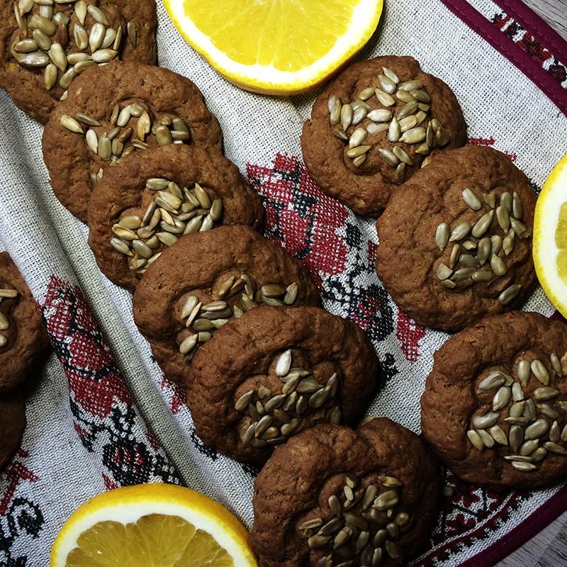Печенье цитрусовая страсть 2