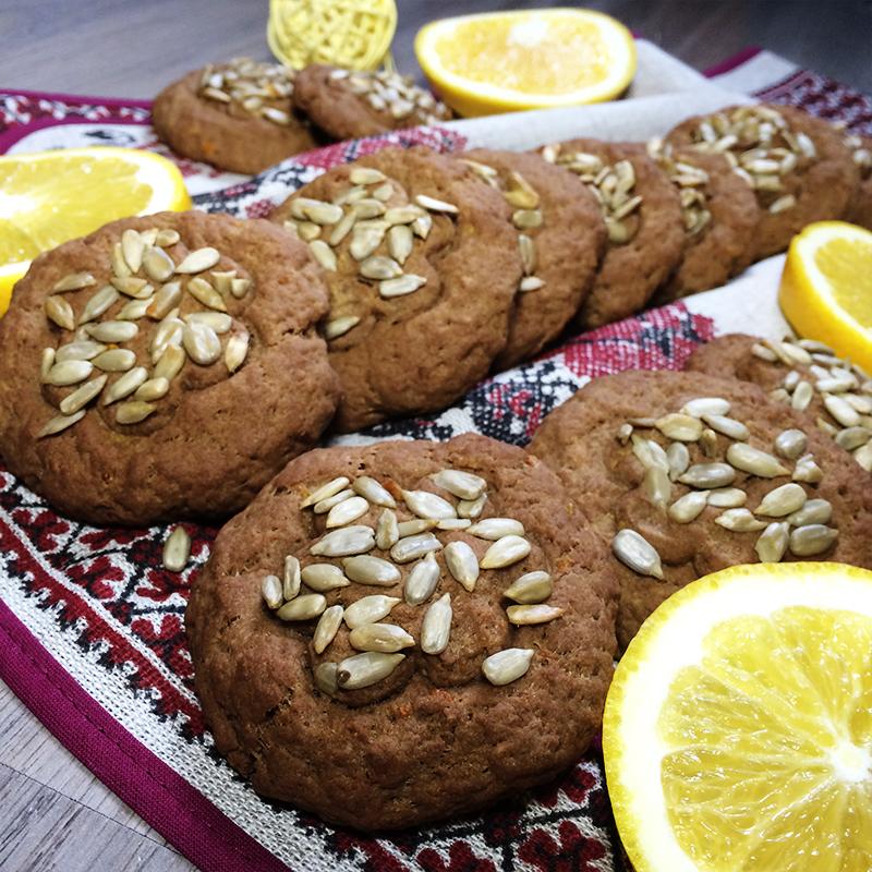 Печенье цитрусовая страсть 3