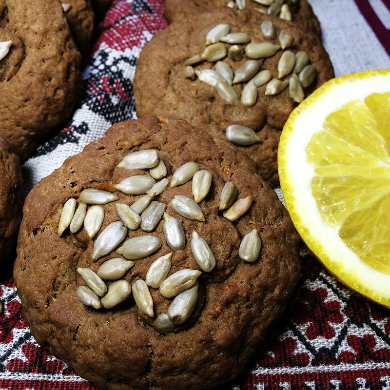 Печенье цитрусовая страсть