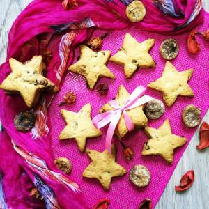 Печенье с инжиром и белым шоколадом 4