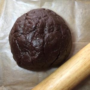 Печенье шоколадное сердце (7)