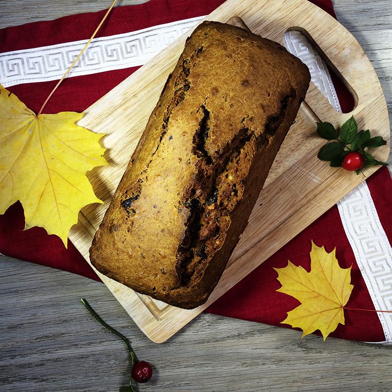 Тыквенный хлеб (37)