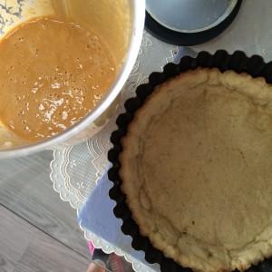 Тыквенный пирог с орехами (15)