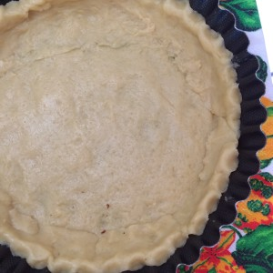 Тыквенный пирог с орехами (9)