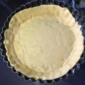 Вишневый тарт с рикоттой (11)